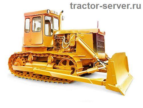 Фото трактора Т-130
